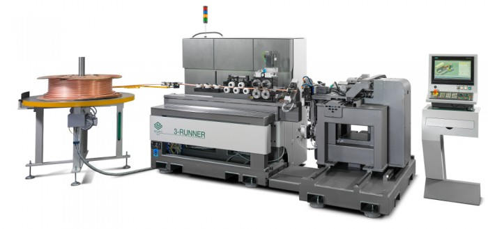 BLM End Forming Machines Model 3 Runner