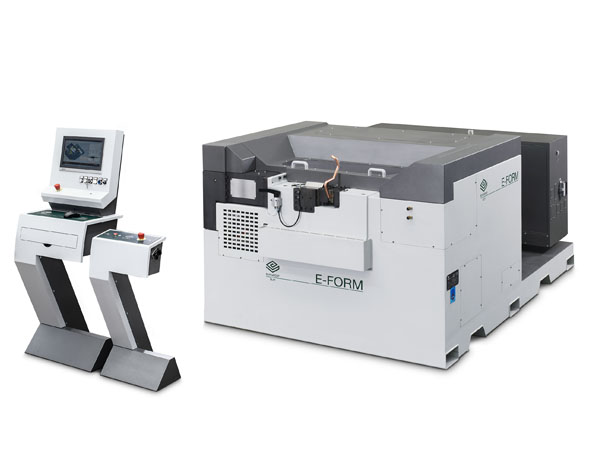 BLM End Forming Machines Model E Form