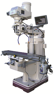 GMC Milling Machines