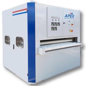 APEX Top/Bottom Dry Metal Brush