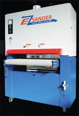EZSander Metalworking Sander